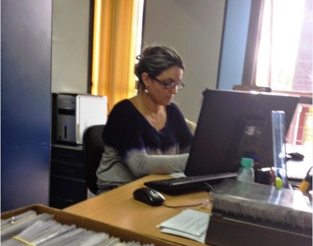 fanta - Exclusivo: Nomeada em secretaria dá expediente em partido político