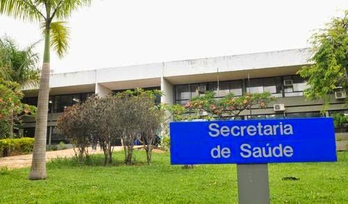 ses 1 - Secretaria de Saúde recebe mais uma visita indesejada