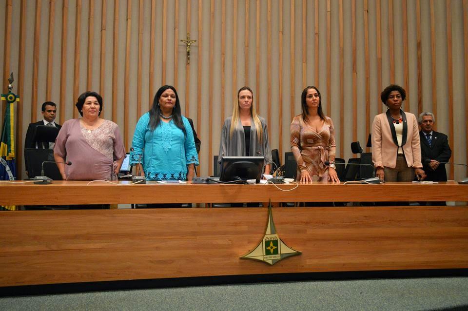 solenid - Luzia quer Celina presidente da República