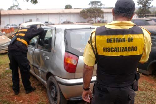 detran - Justiça decide: agentes do Detran-DF não podem andar armados
