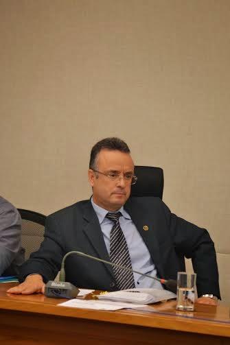 bipo - Bispo Renato será o presidente da CPI dos Transportes