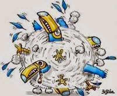 tucanos briga1 1 - A eleição e o anão PSDB-DF