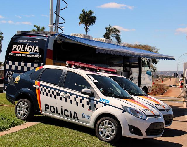 pmddfff - Policiais se aposentam e criminalidade curte