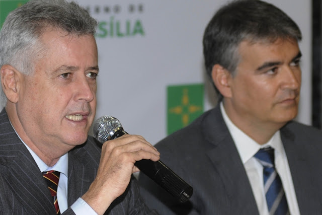 chefe - PDT-DF o novo abacaxi de Rollemberg
