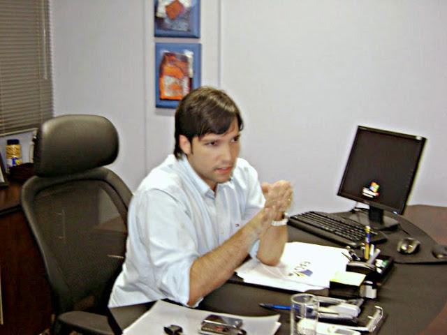 roberio 1 - A conturbada saída de Robério do PMDB