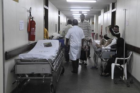saudedf - A incompetência e corrupção fazem a Saúde agonizar