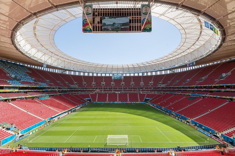 estadio - Flamengo irá disputar mais jogos no Mané Garrincha