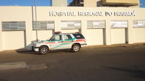 hospitaldoparanoC3A1 - Caos na Saúde do DF: Estou sentindo na pele