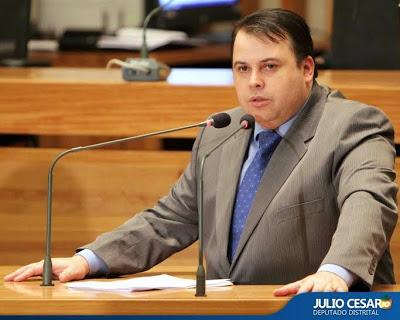 julioo - Secretaria criada e partido fortalecido