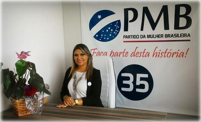pmd df - No DF mulheres querem seu espaço