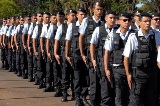 pmdff - Boas notícias para os Policiais Militares