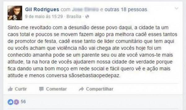 gilr - SOS São Sebastião