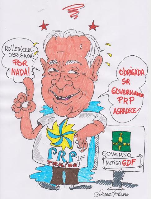 adalberto - Presidentes de Legenda: Conheça o PRP-DF e Adalberto Monteiro