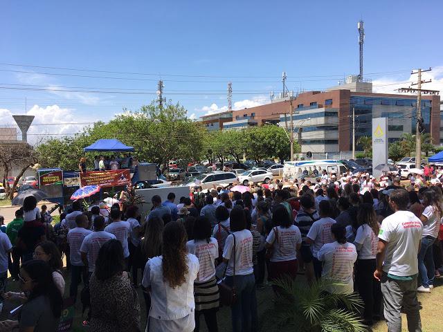 sinda - O governo agradece a greve