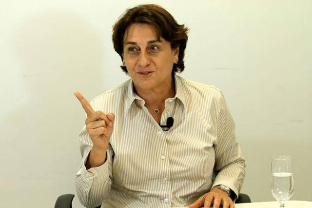 pedrosa - Eleições 2018: Ex-deputada distrital só observa