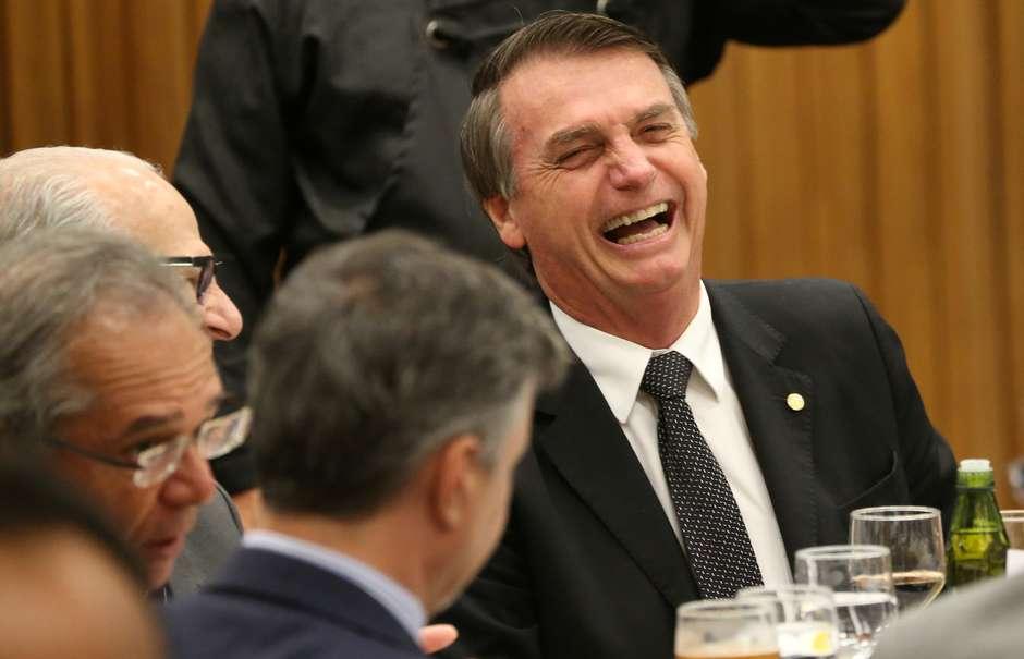 bolsonaro pesquisa radio corredor - Em Brasília, Bolsonaro lidera