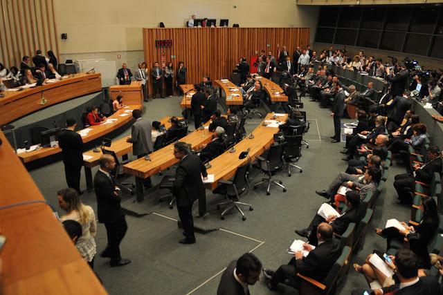 cldf - IHBDF: Veja como cada deputado votou no relatório do Vianna