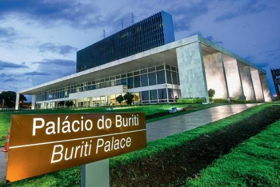 palacio do buriti - DF terá programa de renda mínima