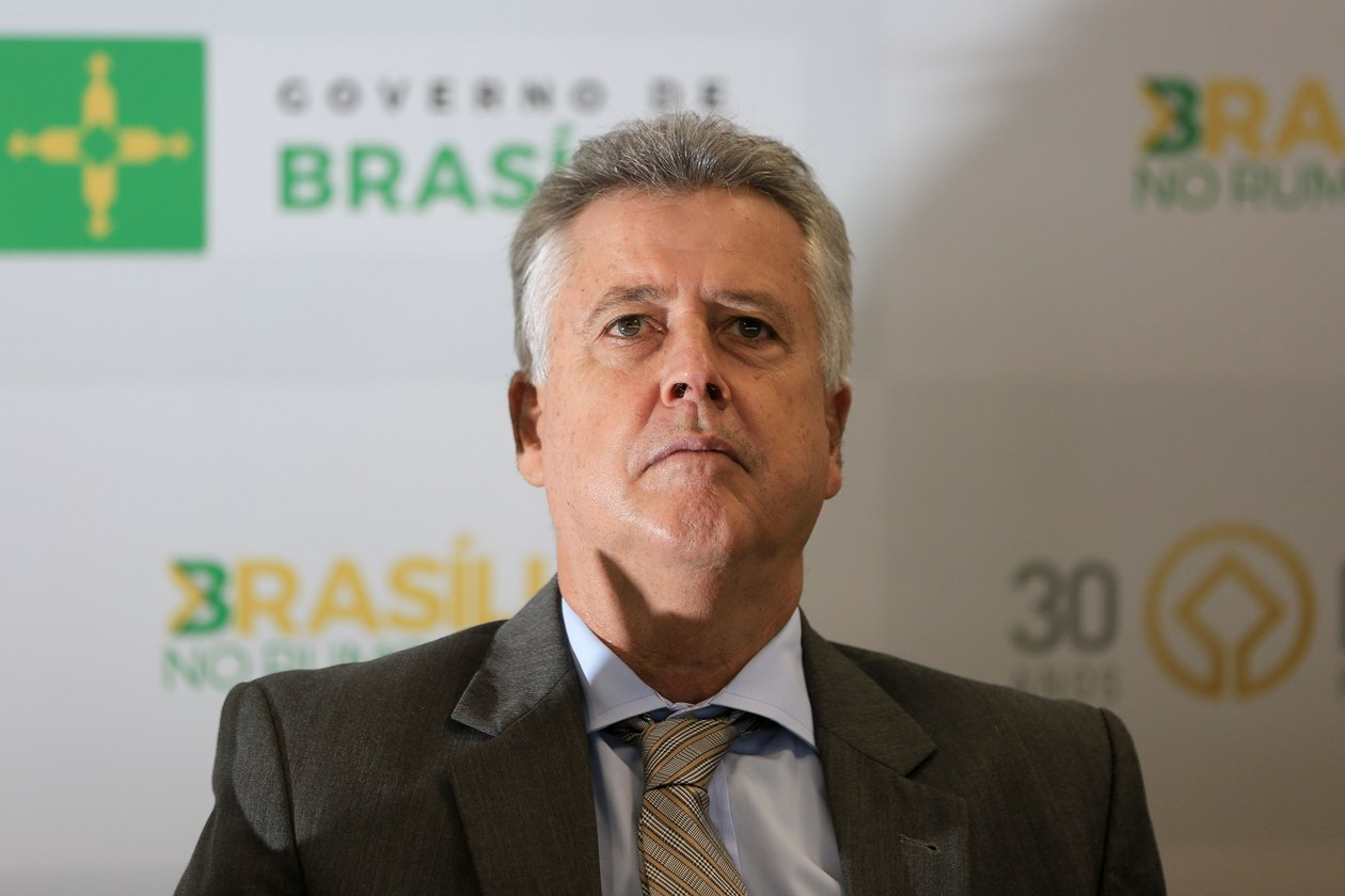 Rodrigo Rollemberg contas aprovadas radio corredor - Rollemberg preocupado