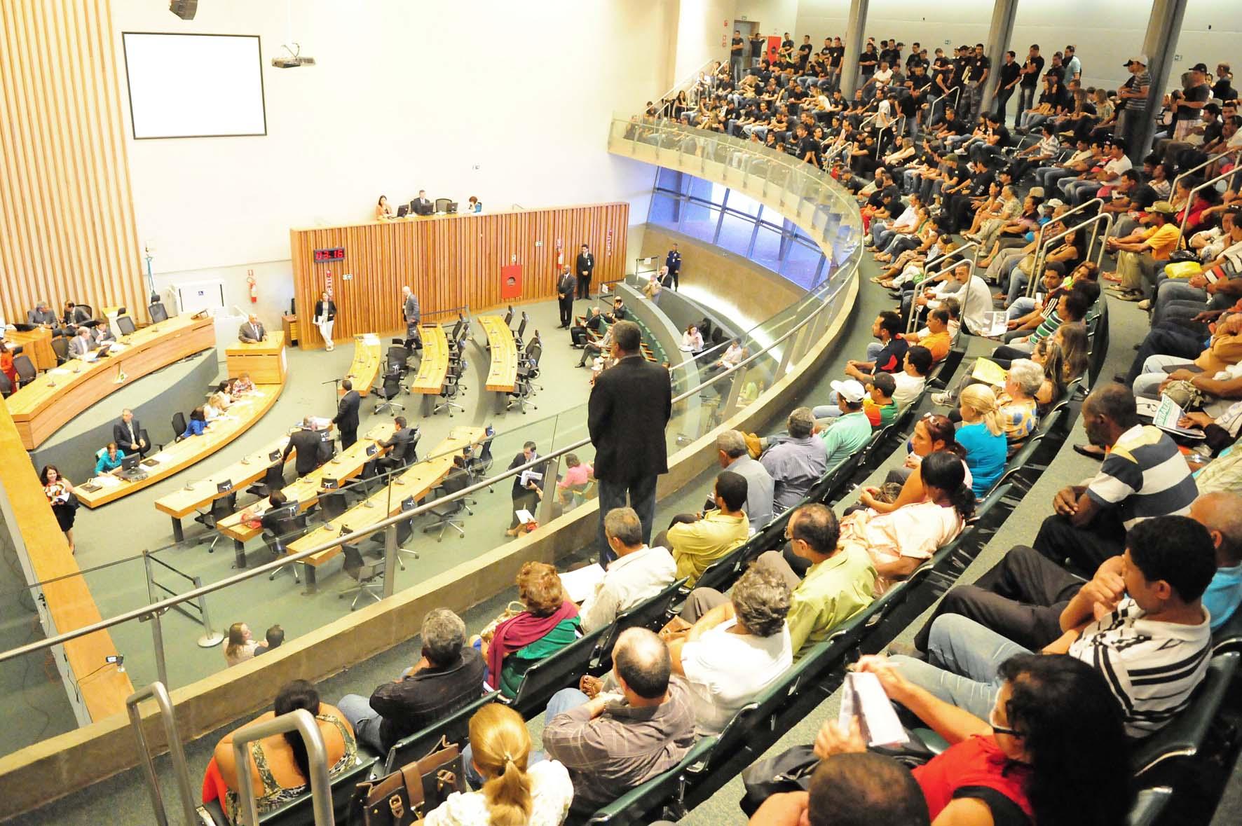 IHBDF: Justiça nega liminar e PL será apreciado