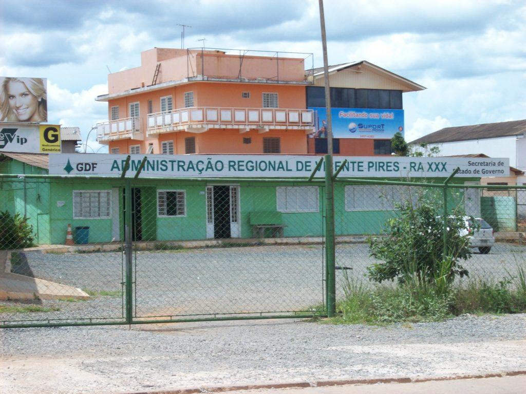 administração vicente pires ação natal solidario radio corredor 1024x767 - Ação Natalina contempla crianças carentes de Vicente Pires