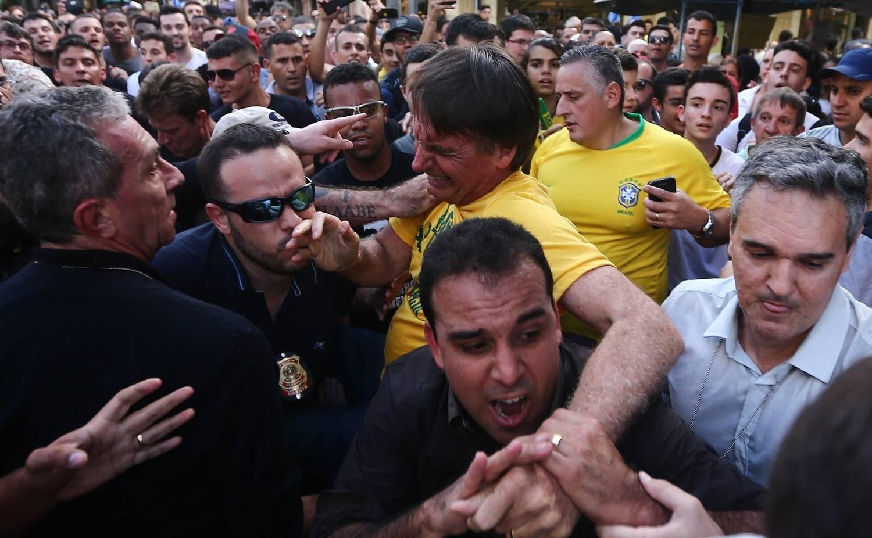 bolsonaro esfaqueado radio corredor adelio video - Mais um capítulo intrigante no caso Adélio