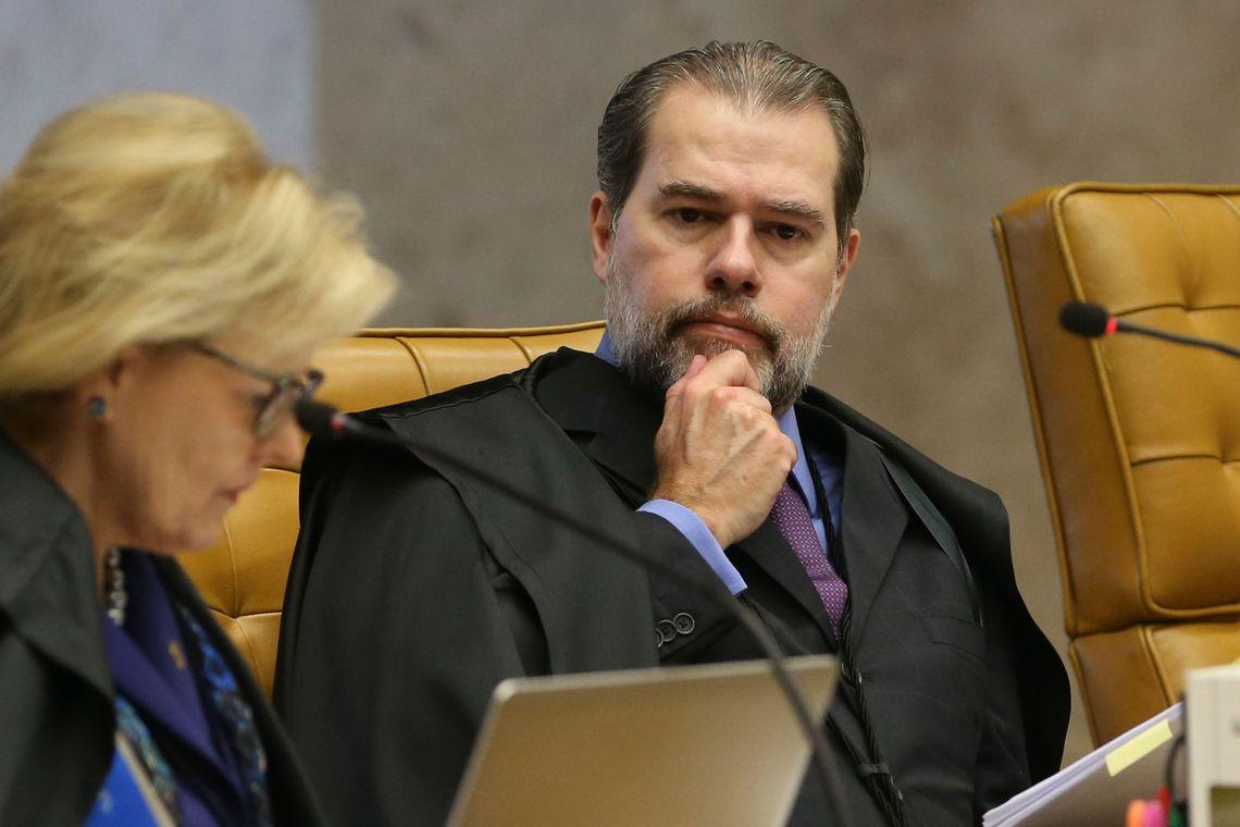 dias toffoli cnj auxilio transporte radio corredor - CNJ tenta barrar outro absurdo em salário de juízes