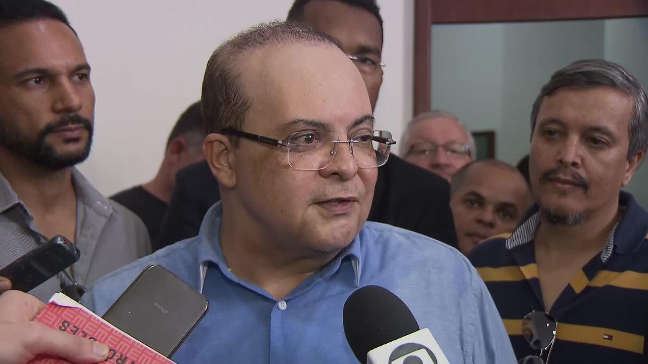 ibaneis governador joe vale radio corredor - Jornalista do DF deixa mistério no ar
