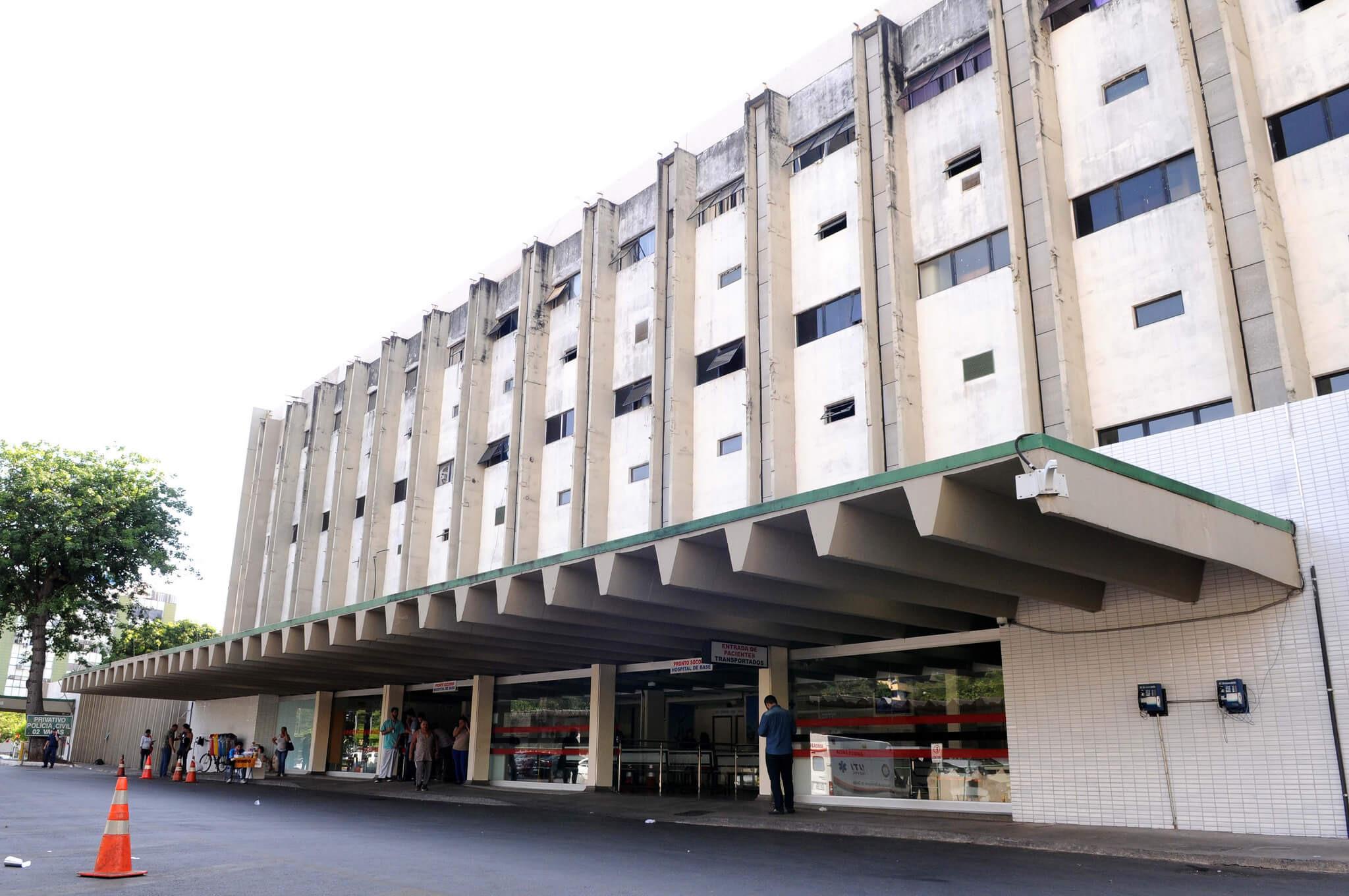 insituto base radio corredor - Ibaneis Rocha vai mesmo acabar com o Instituto Hospital de Base?