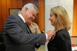 Ex-secretária Leany Lemos de malas prontas para o Sul