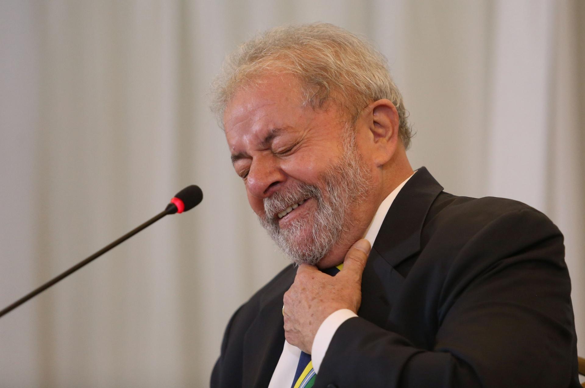 lula stf marco aurelio radio corredor liberdade - 'PT mudou a vida do brasileiro'