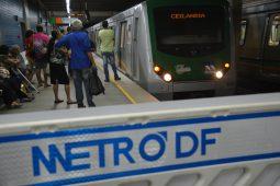 Privatização do Metrô na gaveta