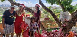 natal solidario radio corredor 255x124 - Ação Natalina contempla crianças carentes de Vicente Pires