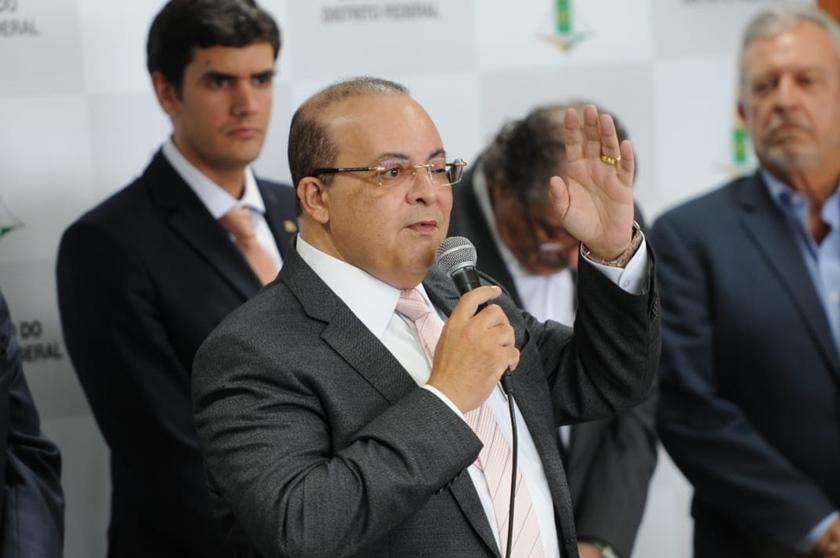 Ibaneis Rocha deputados noemações radio corredor - Ibaneis: 'Na política, se vive de gestos'