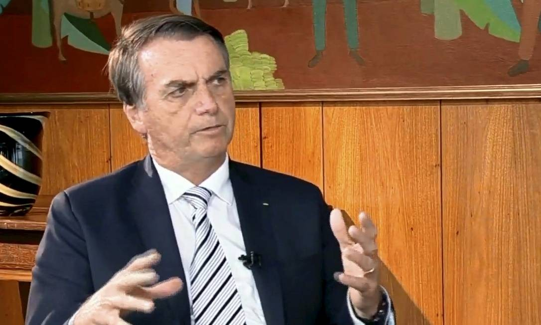 Read more about the article Bolsonaro chama adversário de 'marmita' em 'briga digital'