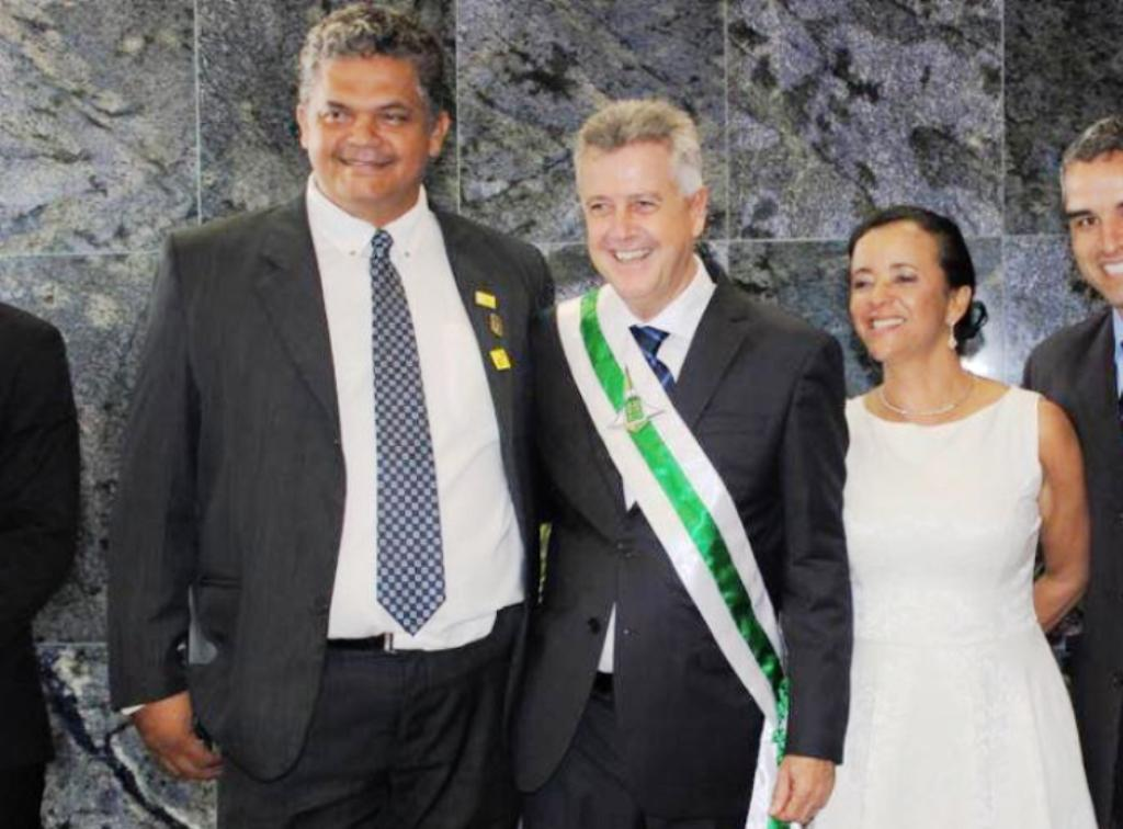 José Joffre Nascimento radio corredor - Administrador nomeado era fã de Rollemberg