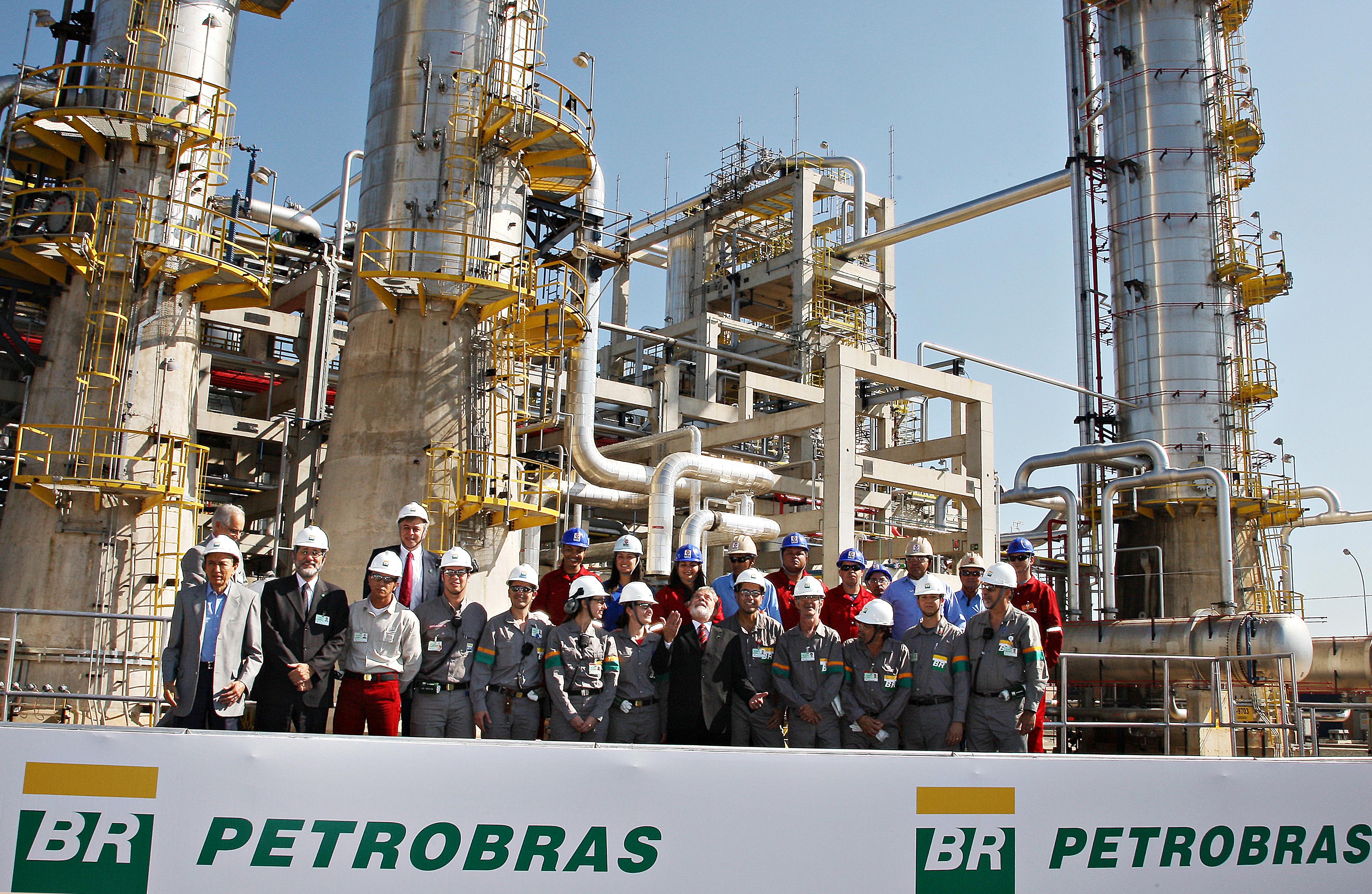 Lula petrobras bndes radio corredor - No topo da Lista do BNDES, Petrobras dá resposta