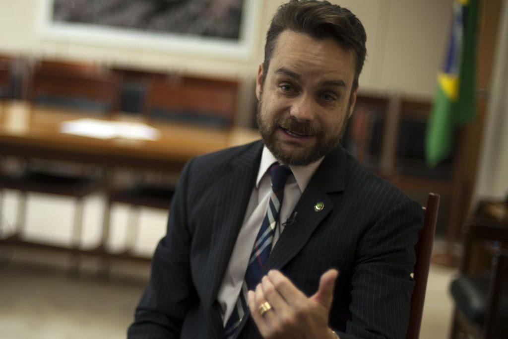 Secretário no Plenário