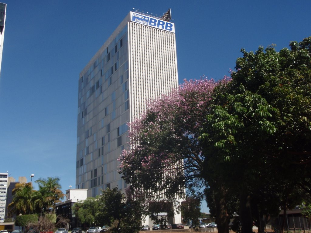 Sede do Banco de Brasília