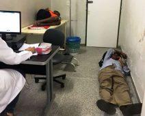 caos uti taguatinga hospital radio corredor 212x170 - Devassa na gestão pessoal da Saúde do DF