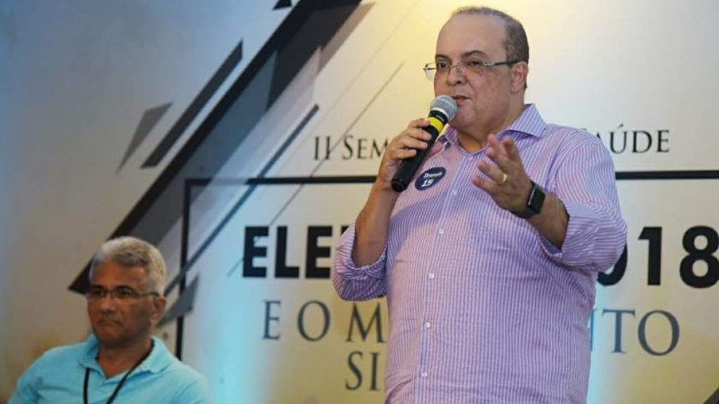 cropped saude sindsaude ibaneis rocha compromisso tpd radio corredorII - Ibaneis e saúde pública que derrete