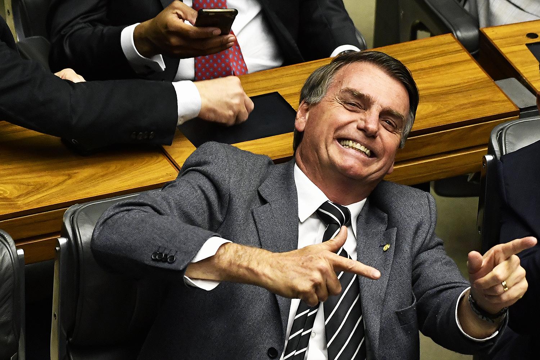 Deputado a Bolsonaro: 'moleque'