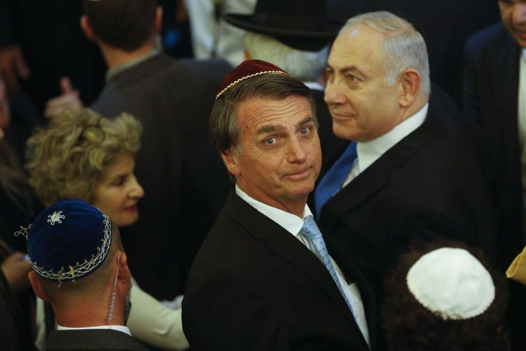 embrapa israel brasil bolsonaro radio corredor 1024x683 - Embrapa desmente discurso sobre existência de dessanilização