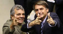 Fraga se encontra com Bolsonaro