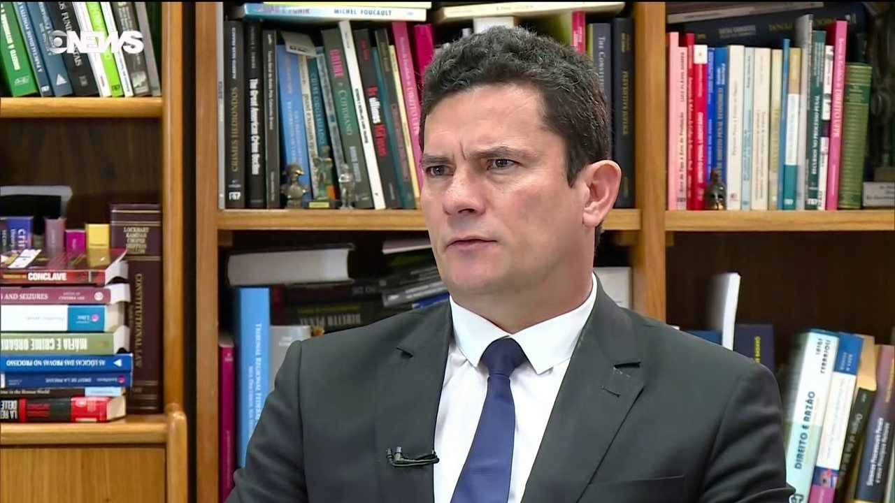 ministro justiça sergio moro porte de armas radio corredor - Moro: 'Pesquisa mal feita'