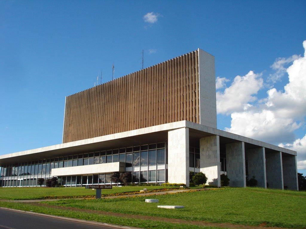 palacio do buriti governo comissionados radio corredor - GDF pensando em 2060. Sim, 2060