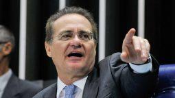 Renan Calheiros teria pressionado Ibaneis por IHBDF