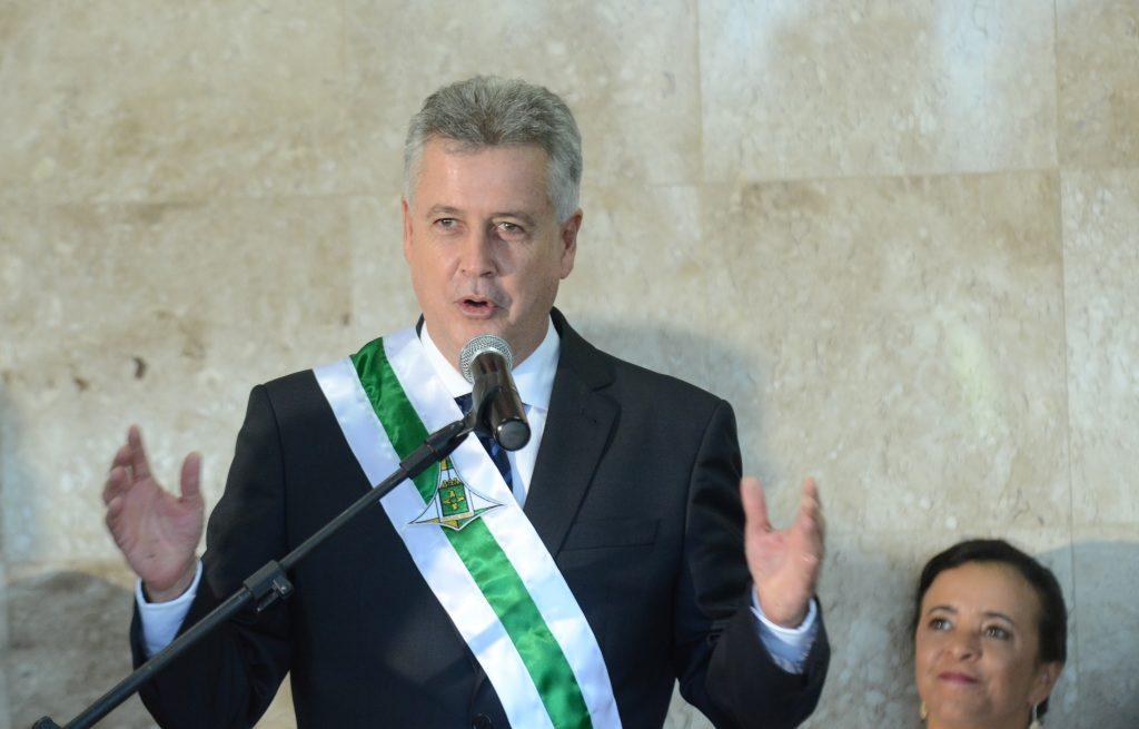 rollemberg rodrigo governo ibaneis rocha radio corredor 1024x655 - Rollemberg critica fim da Agefis