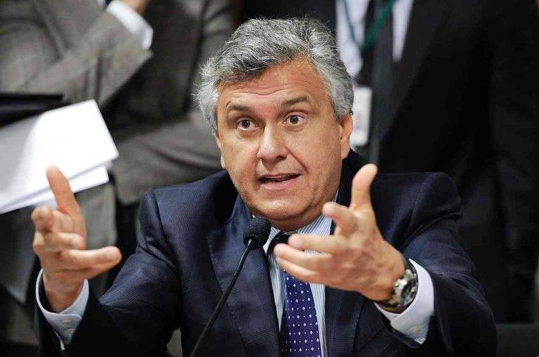 ronaldo caiado governo goiás henrique ziller radio corredor - Governador Caiado chama ex-secretário do DF para trabalhar