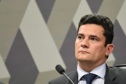 O Passarinho Nacional sobrevoou os ares do Sérgio Moro